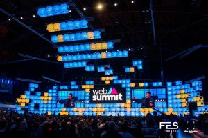 Why should a manufacturing company go to a tech event? Notes from Web Summit