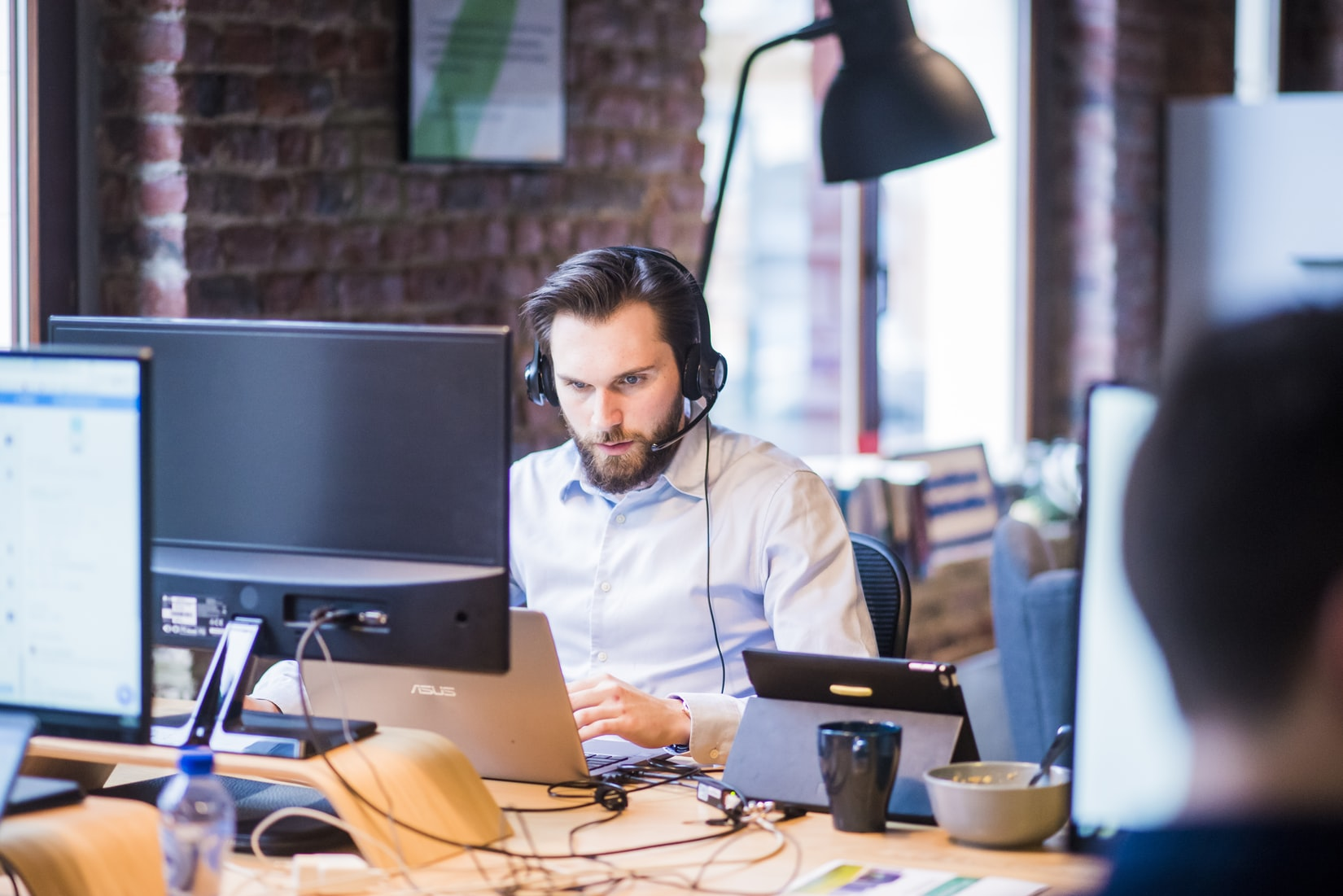 Is it possible to hire a remote service from a software consulting company?