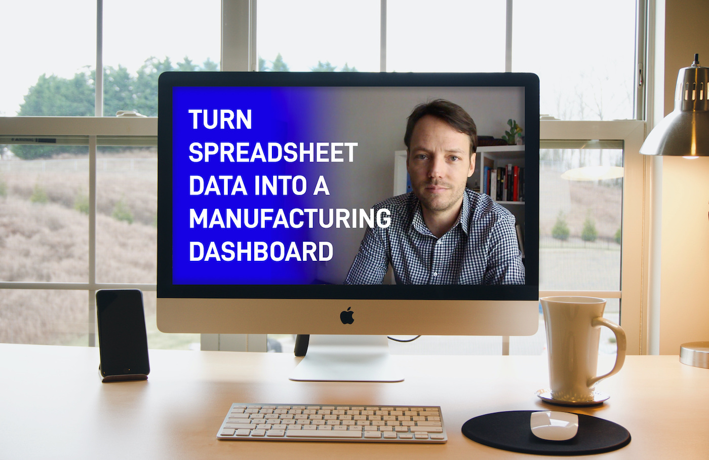 How to use Excel to run a production dashboard at your factory?