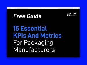 15 Essential KPIs And Metrics For Packaging Manufacturers