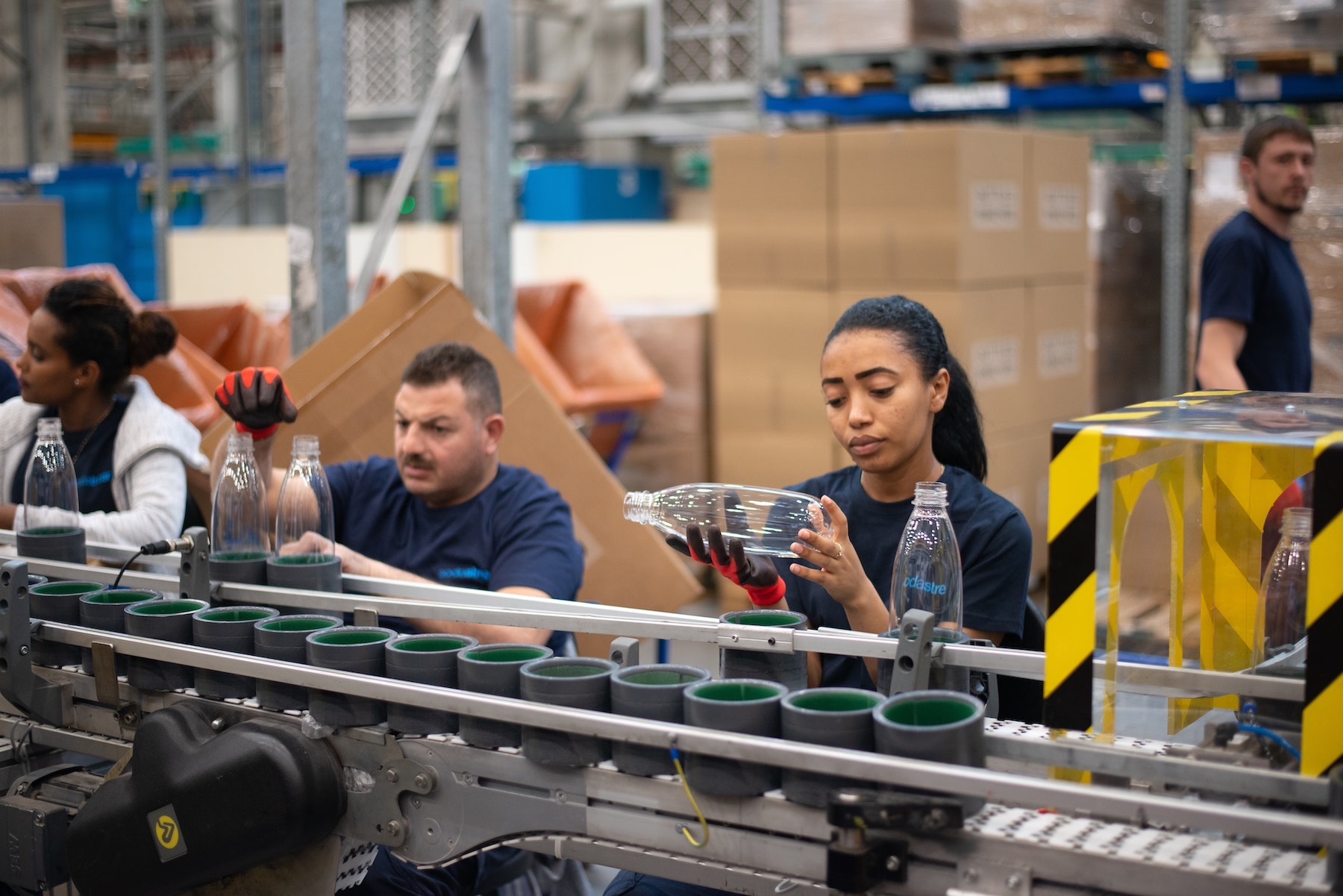 How To Get A High Engagement Level From Operators On A Production Line