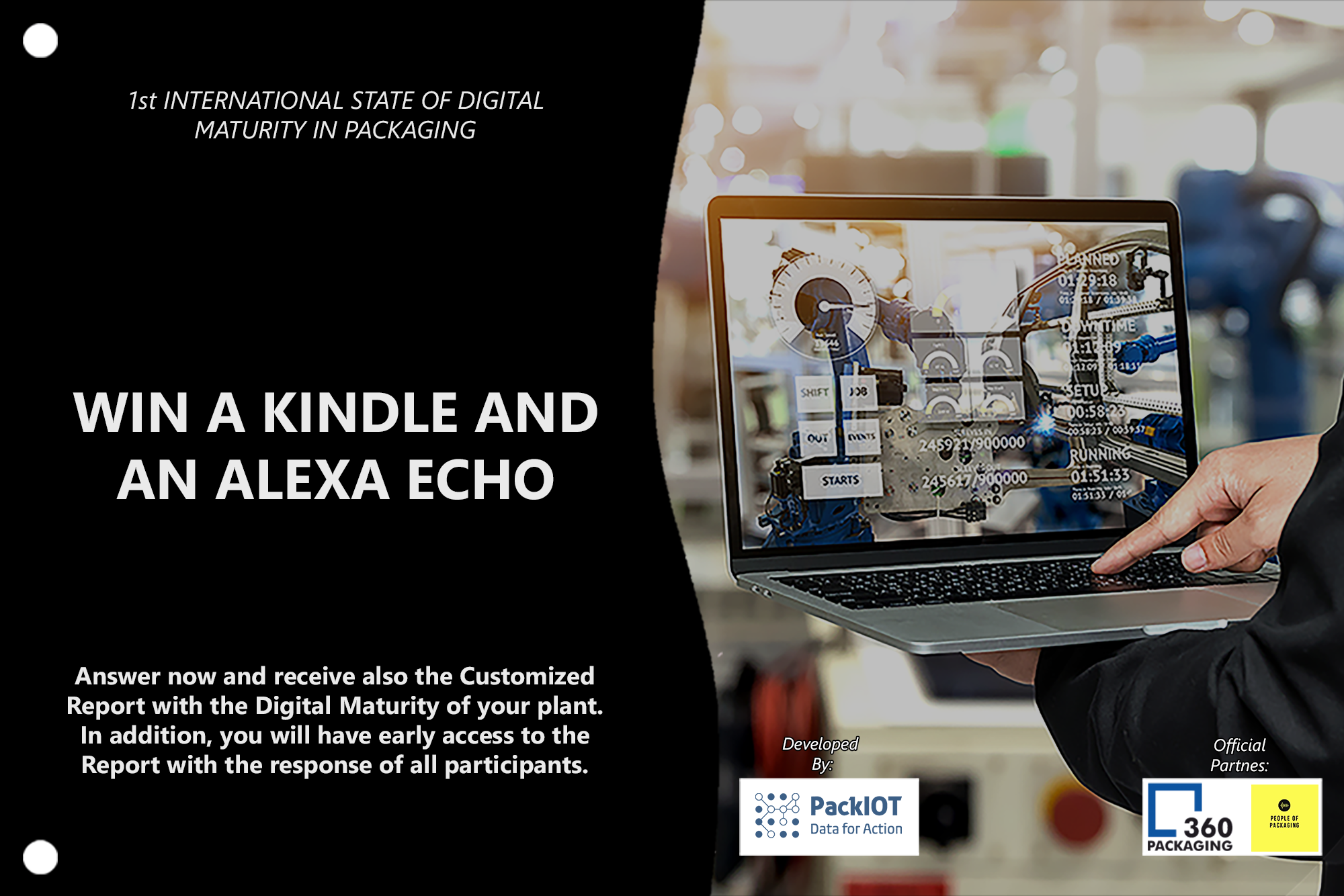 Digital Maturity in the Packaging Industry Benchmark Report