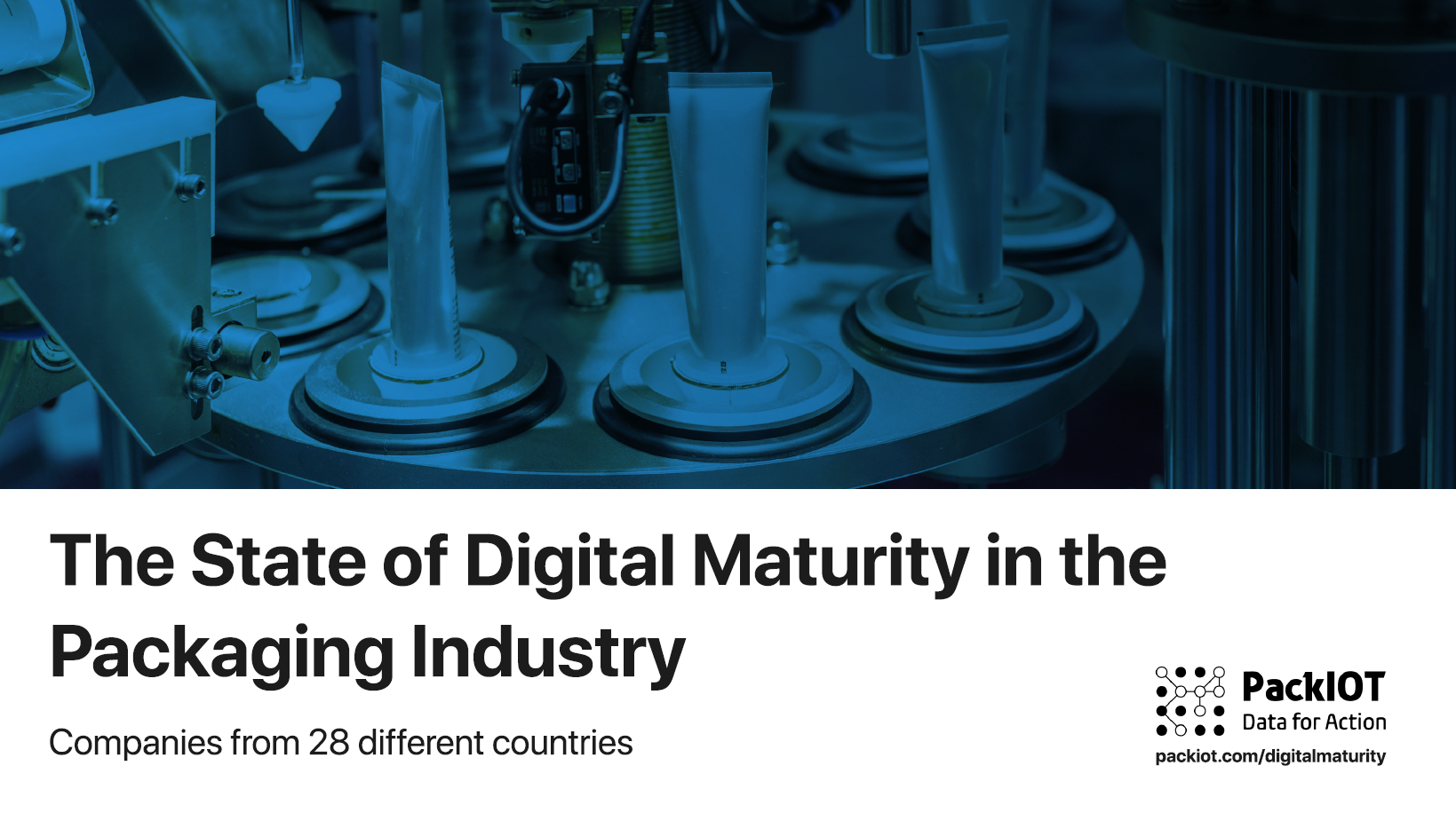 Digital Maturity in the Packaging Industry has a long way to go, tells international report