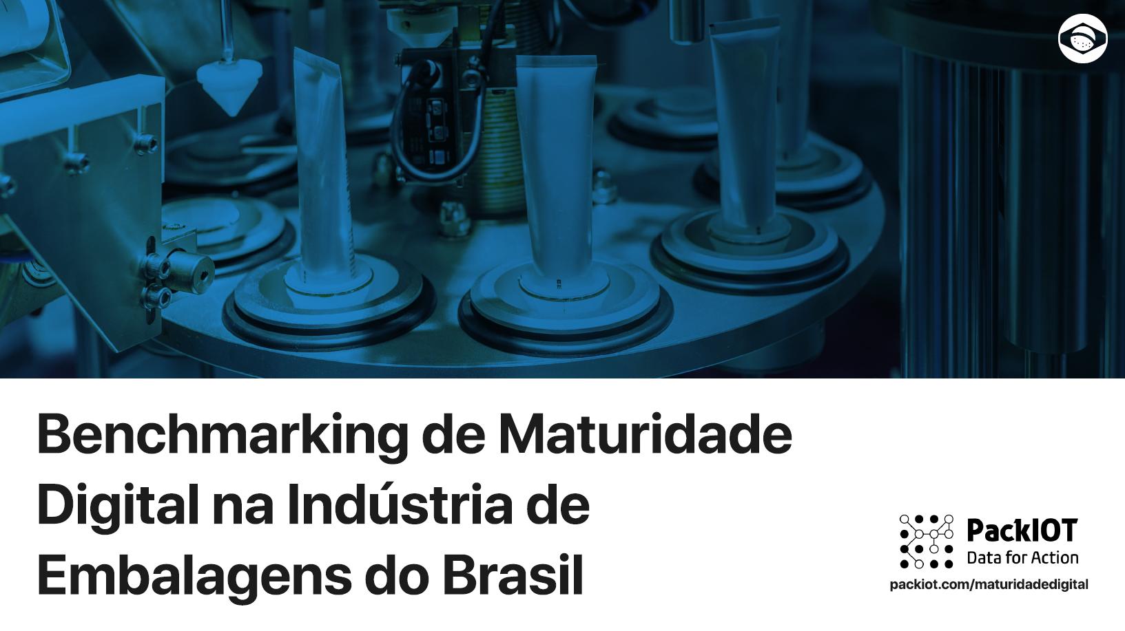 Maturidade Digital na Indústria de Embalagens do Brasil tem um longo caminho a percorrer, diz estudo nacional